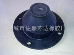 JSD型低频橡胶隔振器
