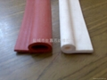 p型烘箱耐高溫硅膠發泡密封條 2