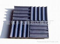 立式水泵隔振SD型橡胶隔振垫