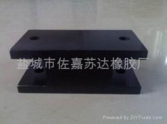 PB板式橡膠隔振器