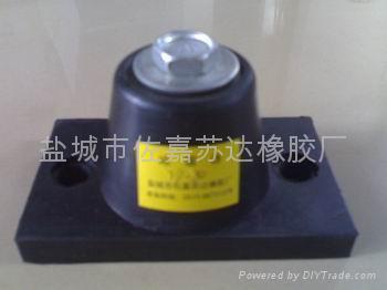 JD型橡胶减震器 3