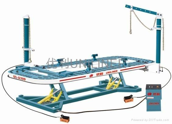 auto collision repair frame machine UL- U399 - UL-U399 - UNI-LINER ...