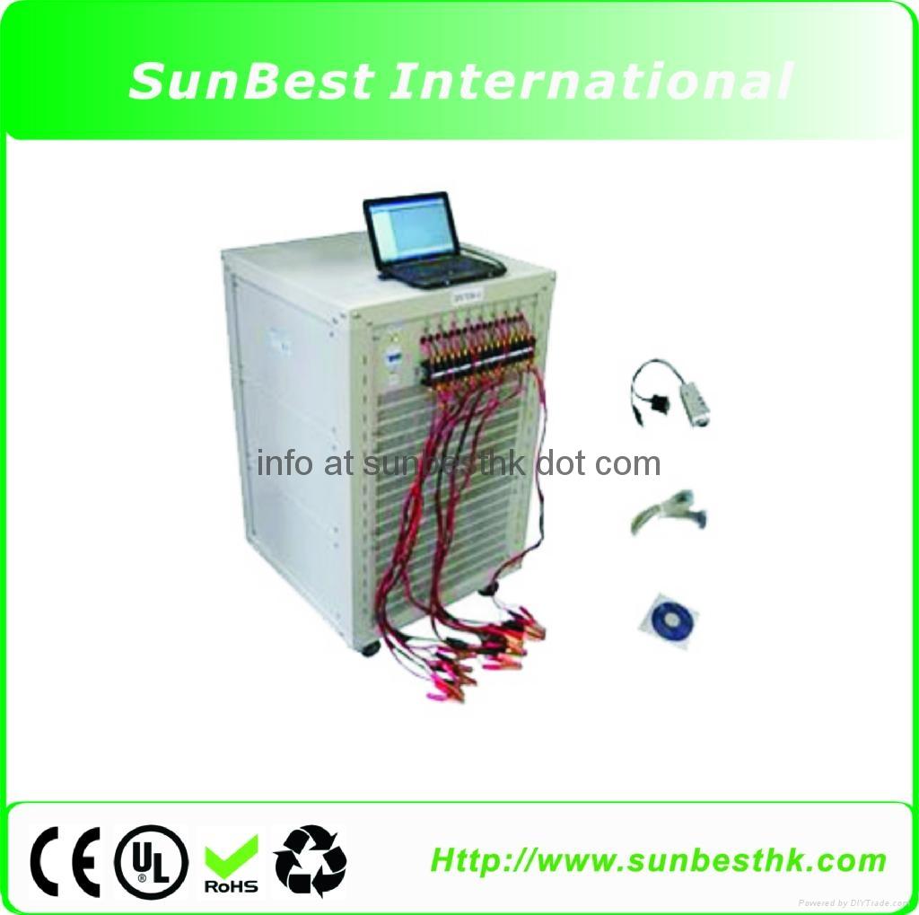 8 Channels Battery Analyzer (10A30V/channel, 2400W)