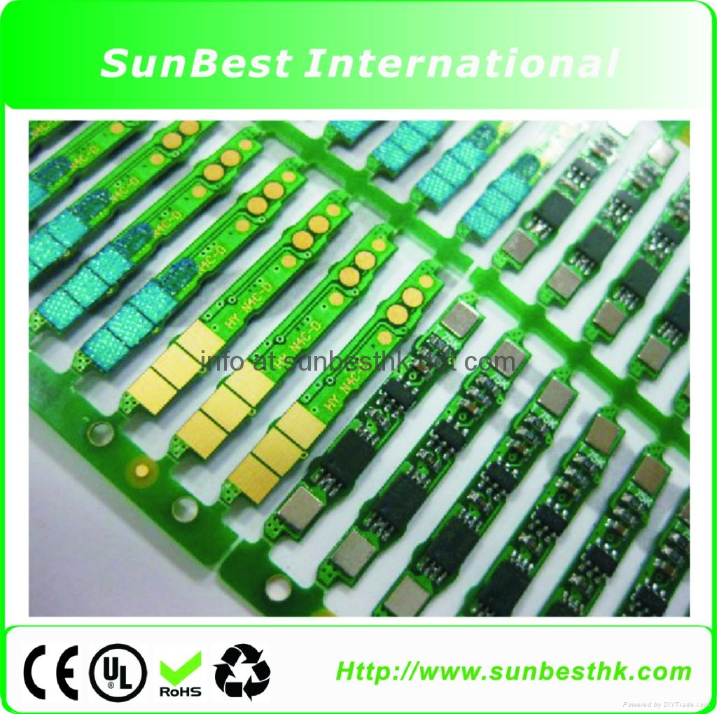 Battery PCB For Injection Type Mobile Battery