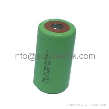 High voltage racing type battery (UP)