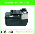 Power Tool Lithium Battery For Hitachi BSL 1430 18V 3Ah