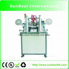 Automatic Numerical Control Cylinder 18650 Cell Battery Spot Welding Machine