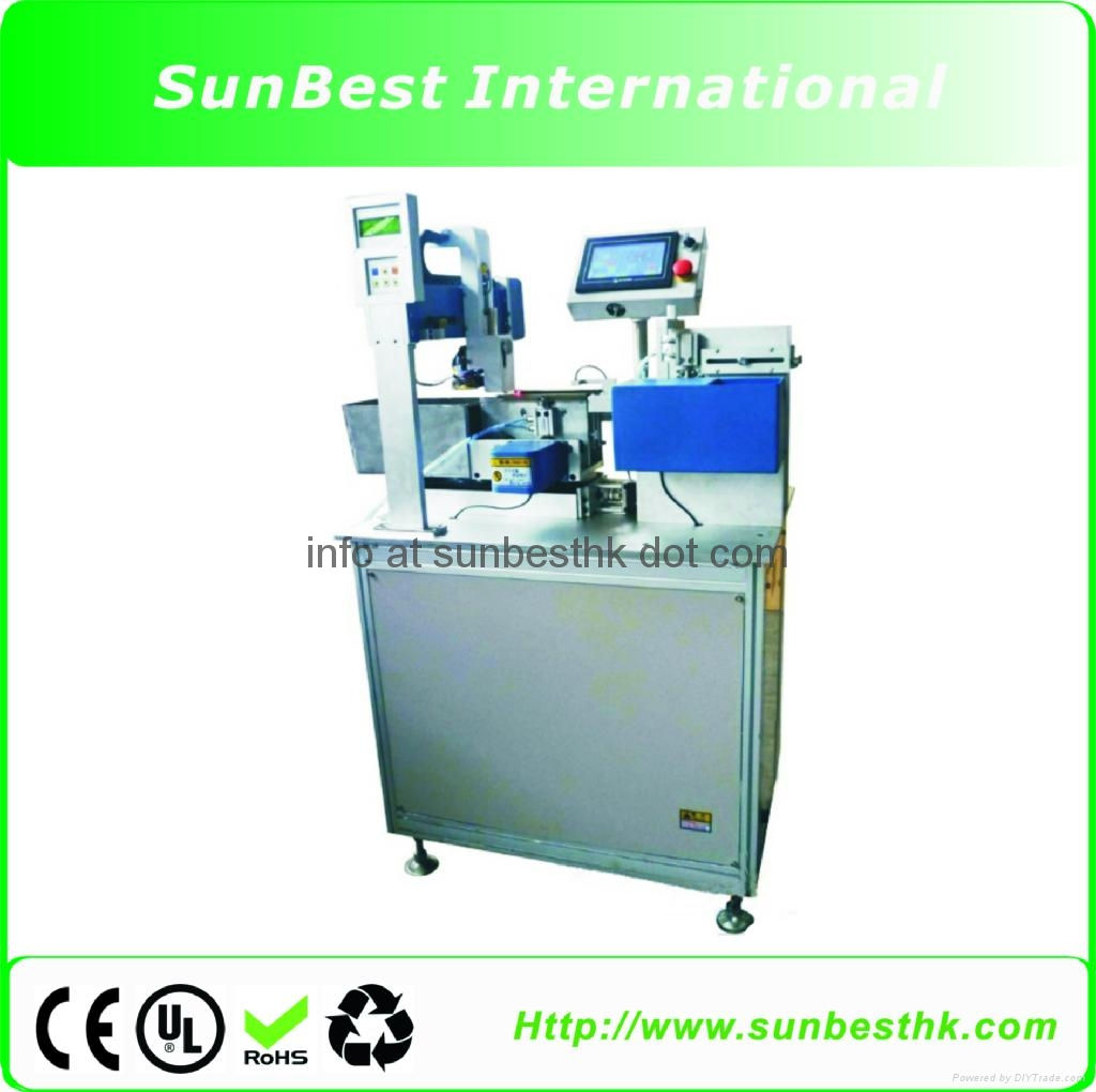 Automatic-PCB-Test-Machine-BSW-108-For-Mobile-Battery-Protection-Board-Test