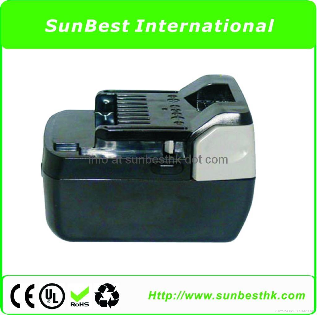 Power-Tool-Lithium-Battery-For-Hitachi-BSL-1430-18V-3Ah