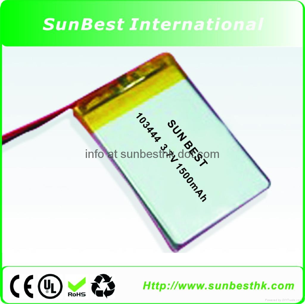 3.7V-1500mAh-High-Capacity-Li-Polymer-Batteries-103444-With-PCB-and-Lead-Wire