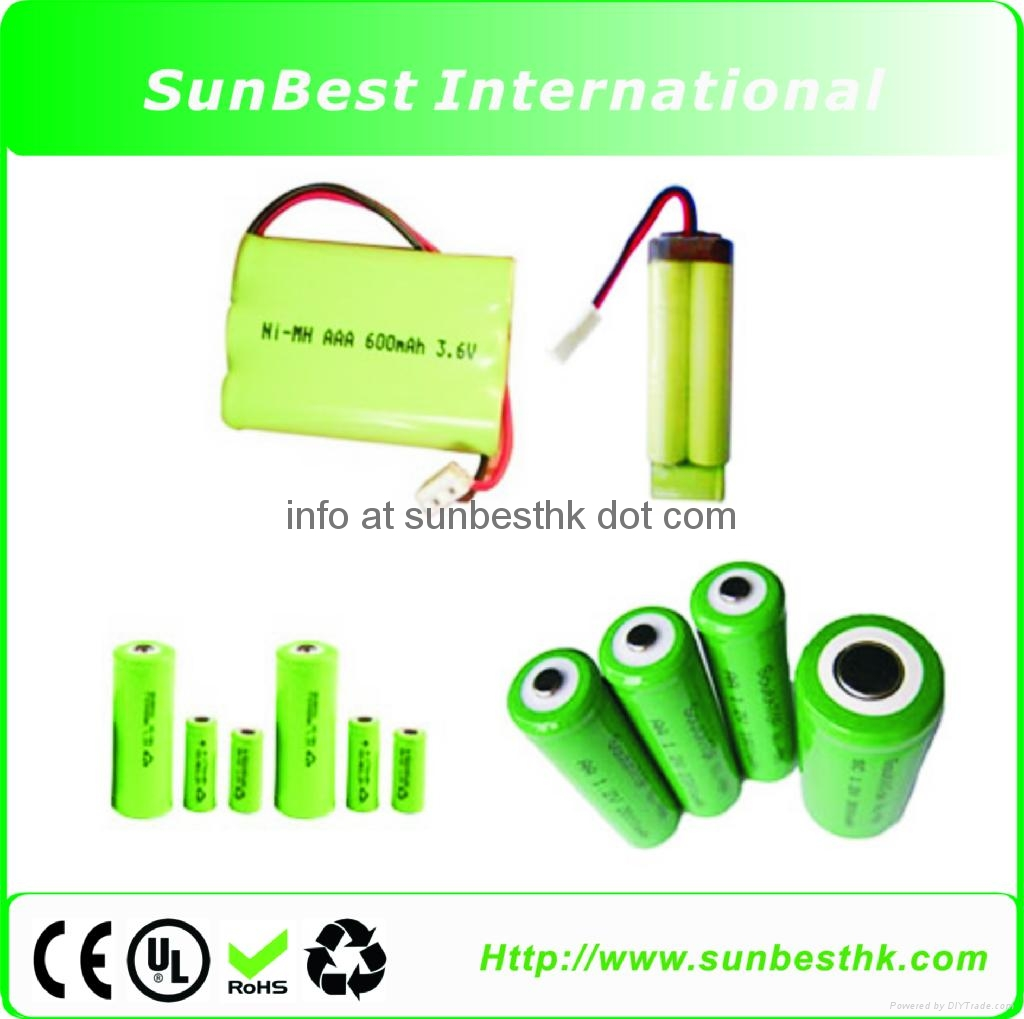 Ni-MH-Cylindrical-Rechargeable-Batteries-Packs