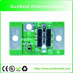 Battery Protection Circuit Module (PCM) for 3.2V1S LiFePO4 Battery Packs