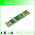 Protection Circuit Module (PCB) for 3.7V Li-Ion Battery (8.0A limit)