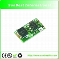 Protection Circuit Module (PCB) for 3.7V Li-Ion Battery (1.0A limit) - RoHS