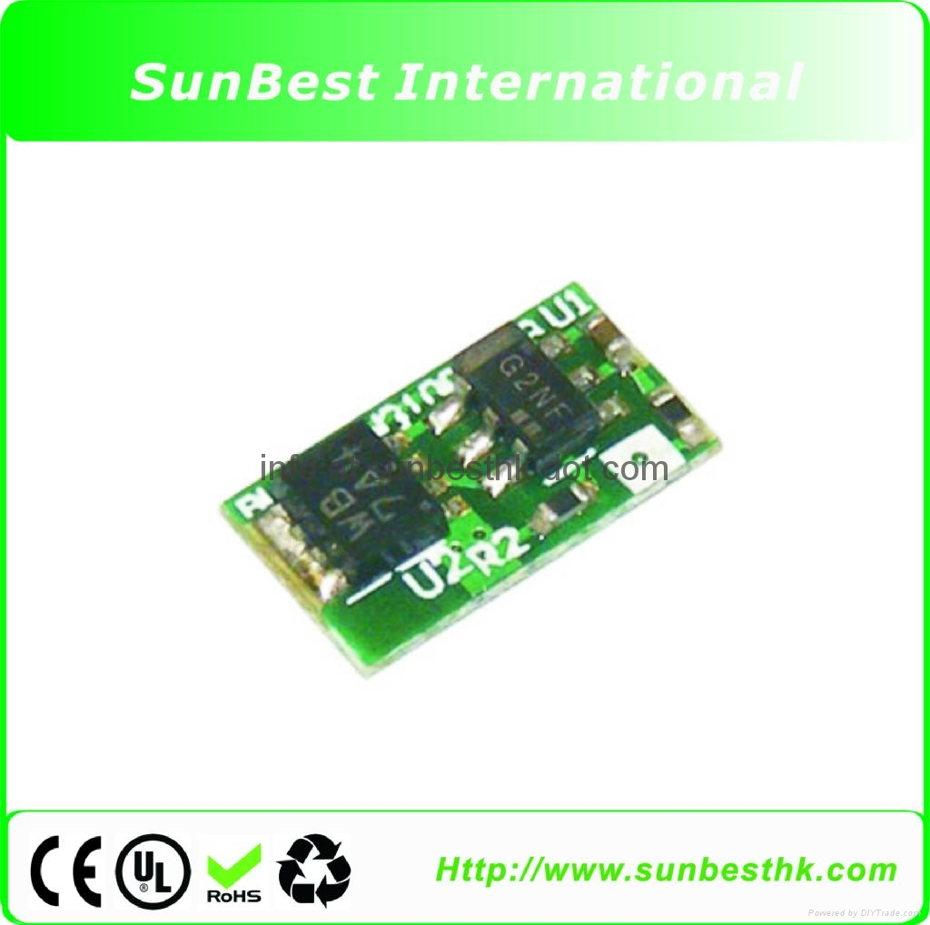 Protection-Circuit-Module-PCB-For-3.7V-Li-Ion-Battery-1.0A limit - RoHS
