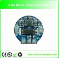 Protection Circuit Module (PCB) for 3.7V