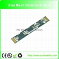 Protection Circuit Module (PCB) for 3.7V Li-Ion Battery (6.0A limit)
