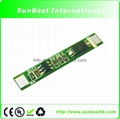 Protection-Circuit-Module-PCB-For-3.7V-Li-Ion-Battery-2.0A-Limit