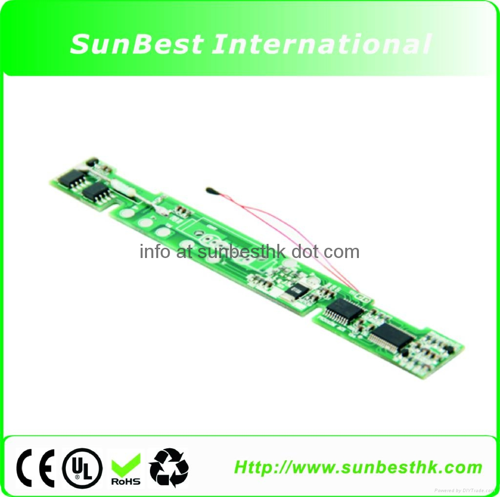 Protection Circuit Module Pcb Wiring And Diagram Hub 18650 Images For 11 1v Laptop Battery Light Lithium Ion