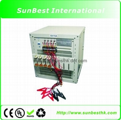 4 Channels Battery Analyzer (50V 10A /channel, 2KW )