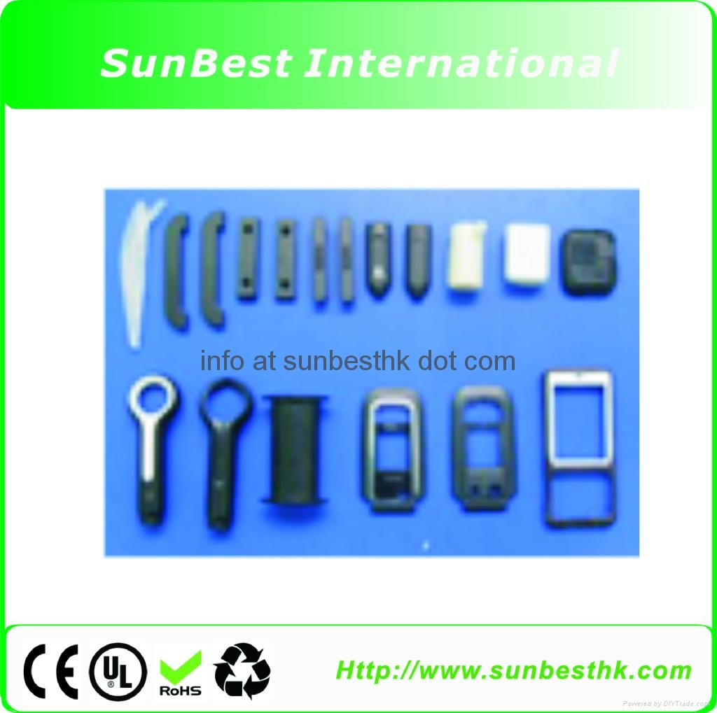 Ultrasonic Plastic Welder Sample