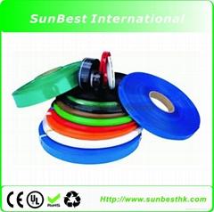 Environmental Protection PVC Heat Shrinkable Tubes