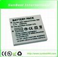 Camera-Battery