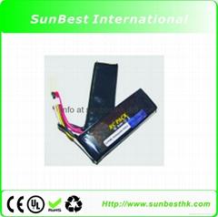 Polymer-Li-Ion-Rechargeable-Battery-11.1V-1800mAh-For-BB-Gun