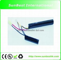 Polymer-Li-Ion-Rechargeable-Battery-11.1V-1300mAh-12C-Fo- BB-Gun