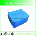 LiFePO4 26650 12Ah 16V Rechargeable Battery Pack