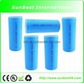 LiFePO4-26650-3000mAh-3.2V-Rechargeable-Batter