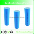 LiFePO4 18650 1400mAh 3.2V Rechargeable