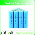 2200MAH Li-ion Cylindrical Batteries