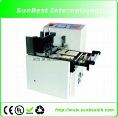 Microcomputer Cut Machine For Nickel Strip And PVC Cut