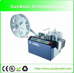 Automatic Digital Shrink Tube PVC Cutting Machine
