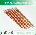 Red Copper Electrode (Φ3mm* 80mm Length) For Battery Spot Welder