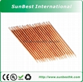 20 PCS Red Copper Electrode (Φ3mm* 80mm