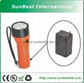 4V400mAH Lead Acid Flashlight Battery