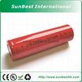 1500MAH Li-ion Cylindrical Batteries