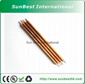 4 PCS Red Copper Electrode (Φ6mm* 150mm