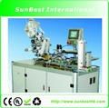 Six Sides Automatic Label Machine For