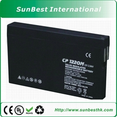 High Quality 12V2Ah  Lead Acid Battery