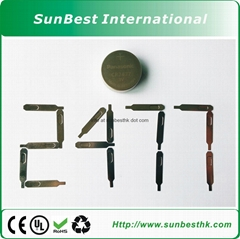 Nickel Tabs For Button Cell CR2477 Negative Weld