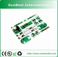 Protection Circuit Module (PCM) For 7.4V  Li-ion/Li-Polymer Battery 2S Packs