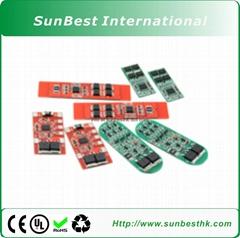 BEST-3/4 CELLS-REV3 BMS For 11.1V-14.8V Li-ion Li-polymer Lifepo4 Battery Pack (Hot Product - 1*)