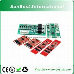 Protection Circuit Module (PCM) for 14.8V 4S  Li-ion/Li-Polymer Battery Packs
