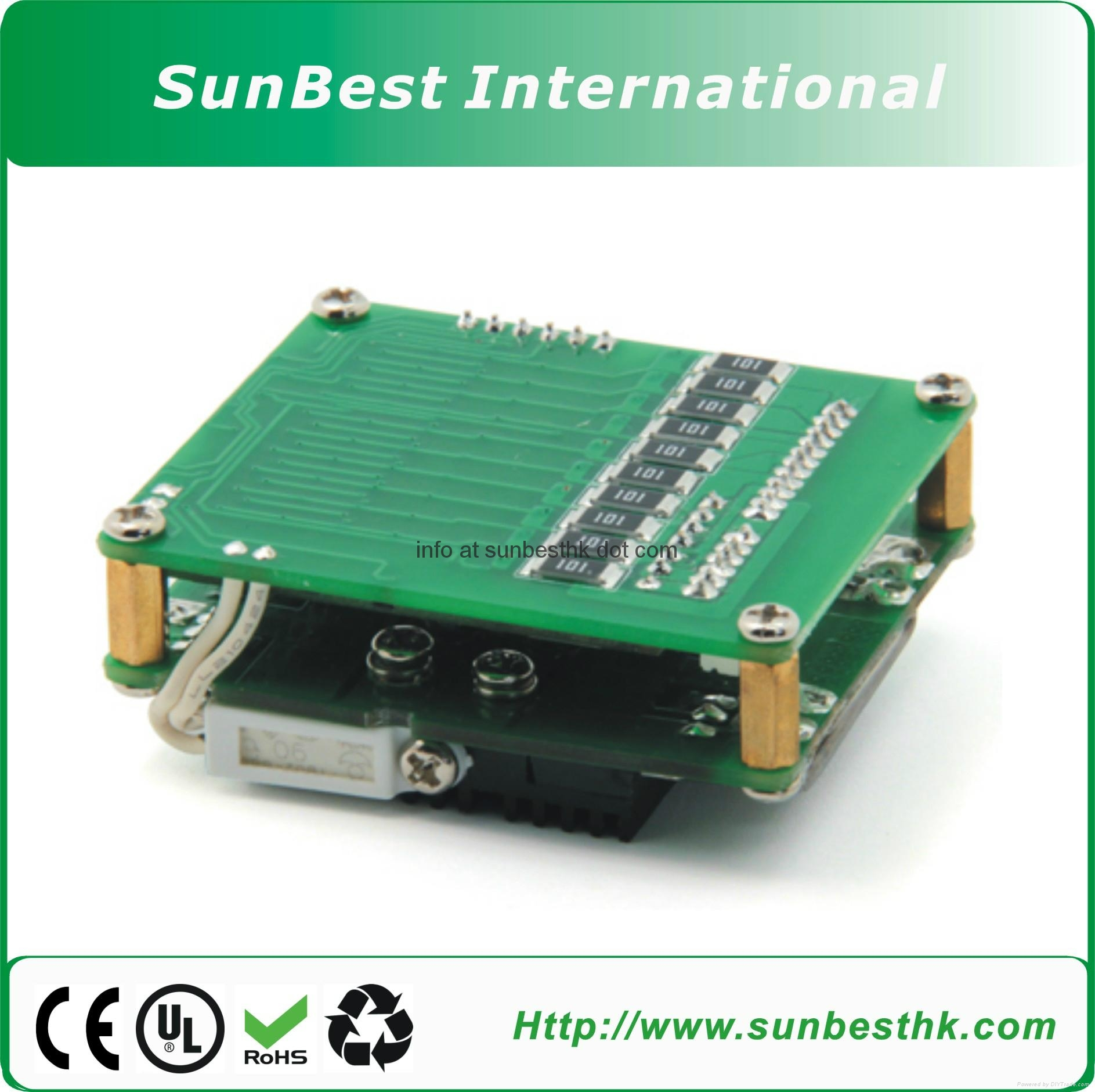 Battery-Management-System-BMS-With-SMBus-5S-18.5V-Li-ion-Li-Polymer-Battery