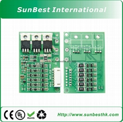 Battery Management System(BMS) with SMBus 6S 22.2V Li-ion and Li-Polymer Battery