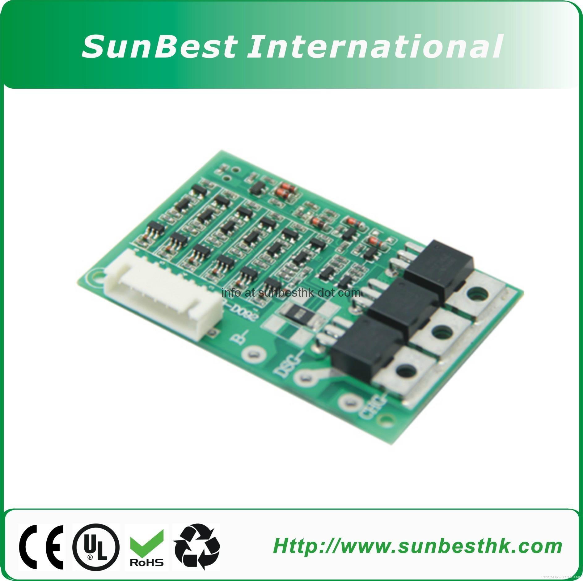 Battery-Management-System-BMS-With-SMBus-6S-22.2V-Li-ion-Li-Polymer-Battery