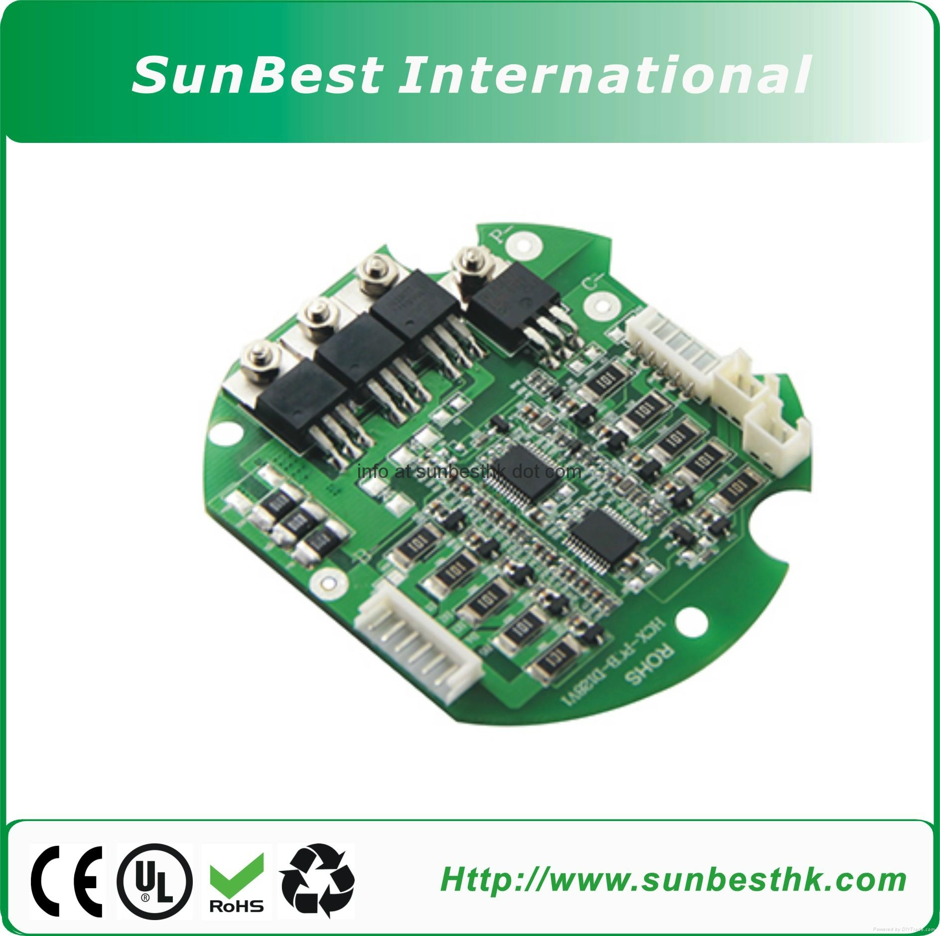 Protection Circuit Board (PCB) for 25.9V 7S  Li-ion and Li-Polymer Battery